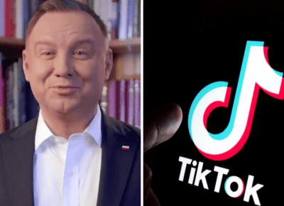 Andrzej Duda wrzucił nowego TikToka. Zwraca uwagę na ważną kwestię!