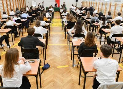 Elektroniczny egzamin ósmoklasisty nie odbędzie się