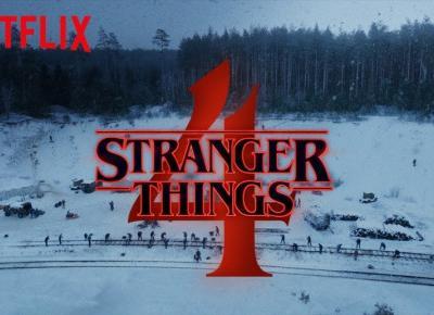 Aktorzy STRANGER THINGS czytają scenariusz 4. sezonu!
