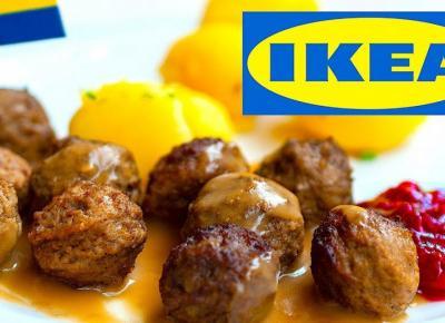 IKEA ujawnia przepis na klopsiki!
