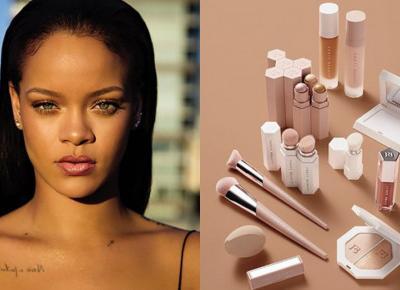 Rihanna stworzyła Fenty Beauty TikTok House!