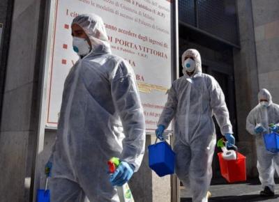 WŁOCHY: odnotowano mniej zgonów z powodu zakażenia koronawirusem