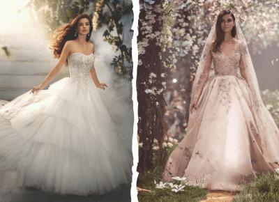 Powstanie kolekcja sukien ślubnych inspirowanych księżniczkami Disneya!