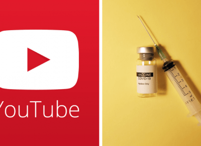 YouTube wypowiada wojnę antyszczepionkowcom! Jakie planuje konsekwencje?