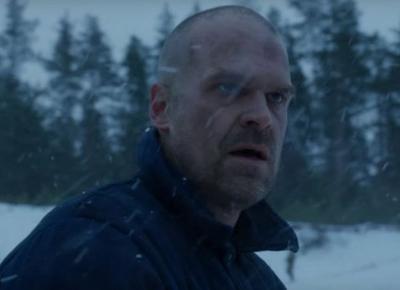 Wielki powrót Hoppera - będzie 4. sezon Stranger Things!
