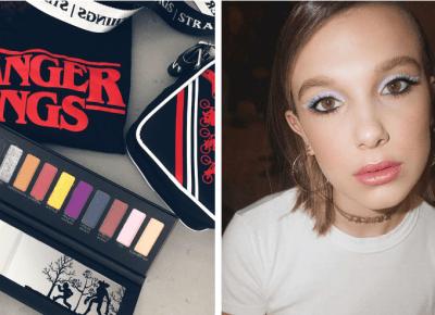 Makijaż w stylu serialu Stranger Things! Wystarczy Ci tylko kilka produktów