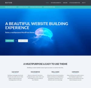 Tania strona internetowa wizytówkowa - darmowe motywy WordPress