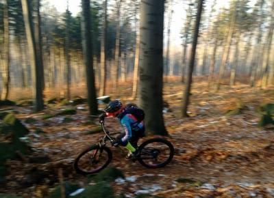 "Operacja ""Whyte T130 RS 2017"" | rower, dzieci, vege"