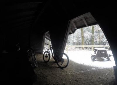Pętla Speediego w Rudawach Janowickich | rower, dzieci, vege