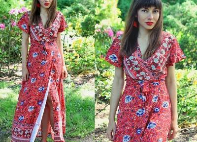 Jointy&Croissanty;: Dear-Lover maxi boho dress