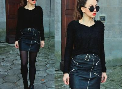 Jointy&Croissanty;: all black