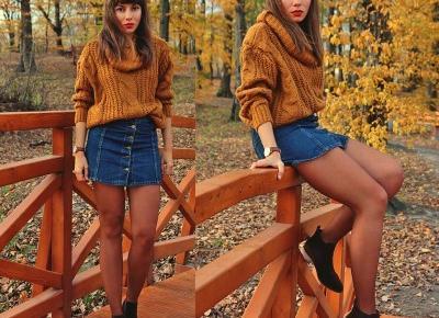 Jointy&Croissanty: autumn palette