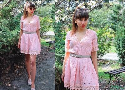 Jointy&Croissanty;: light pink total look