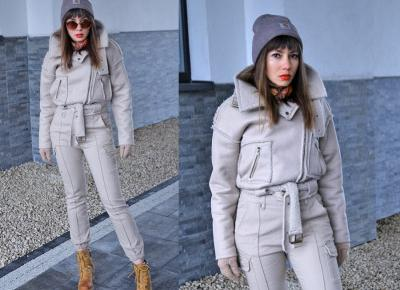 Jointy&Croissanty: beige total look