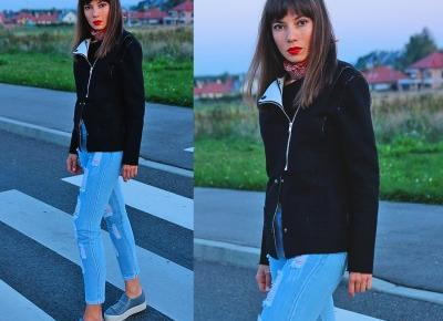 Jointy&Croissanty: effortless fall ootd