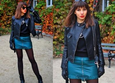 Jointy&Croissanty: perfect biker jacket