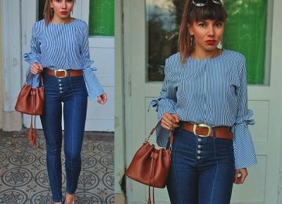 Jointy&Croissanty: high waisted jeans