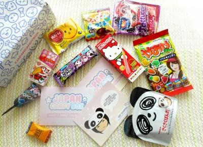 JOWITA-MICHALOWSKA BLOG: KONKURS JAPAN CANDY BOX