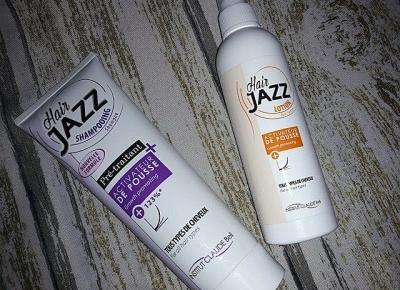 My dreams.: Hair Jazz- Czy włosy rzeczywiście zaczęły rosnąć jak szalone?