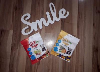 Zdrowe słodycze dla dzieci od 7pharma - My dreams.