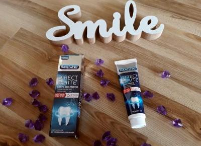 Czy produkty od Rapid White zapewnią nam biały uśmiech? - My dreams.