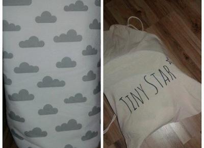 My dreams.: Kosz na zabawki od Tiny Star