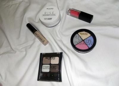 My dreams.: Revers- kosmetyki do makijażu