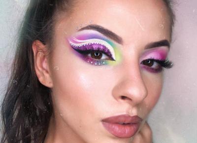 """J • MAKEUP • BEAUTY 🕊 on Instagram: """"Starałam się cały makijaż wykonać kosmetykami z paczki od @ddobshop, na hasło """"jrozalska_"""" macie 15% zniżki! ❤️✨  • • • PRODUCTS: 💥…"""""""