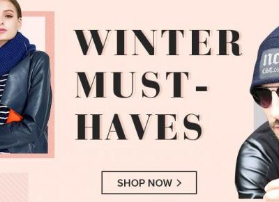 Always Young: MUST HAVES TEJ ZIMY