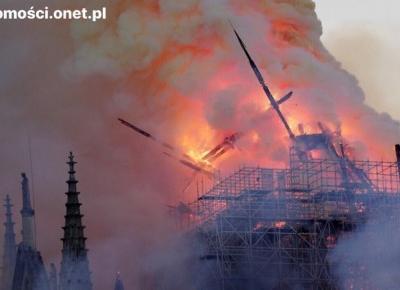 Tragedia w Paryżu