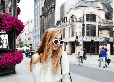 Every week is fashion week for me - Julie's world Julia weronika