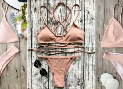 Przegląd strojów kąpielowych - Zaful Swimwear wishlist        |         Julia Kaźmierska