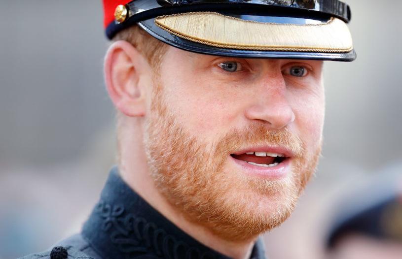 Książę Harry przyznał, że uczęszcza na terapię.
