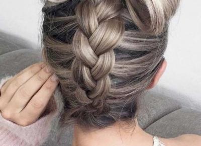 Bow hair inspiration