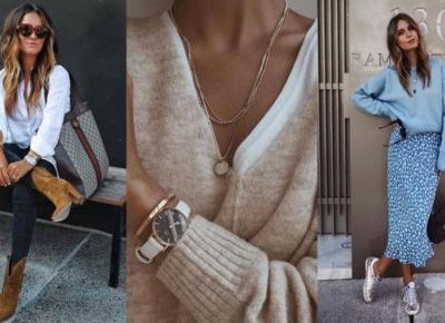 5 modnych dodatków na jesień 2019, które odmienią Twoją garderobę | Papilot