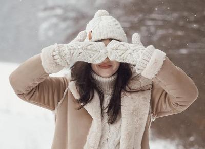 Zimowe outifty - inspiracje z Instagrama ❄️