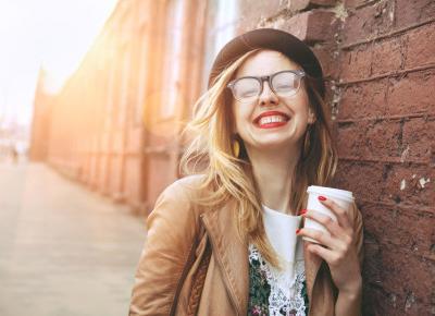 Okulary korekcyjne, które przestaną być obciachem.