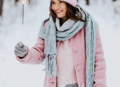 Zimowe stylizacje - inspiracje z Instagrama ❄️
