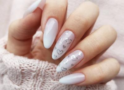 Walentynkowe stylizacje paznokci - pomysły z Instagrama ♥