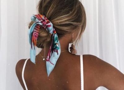 Fryzura idealna na lato ❤