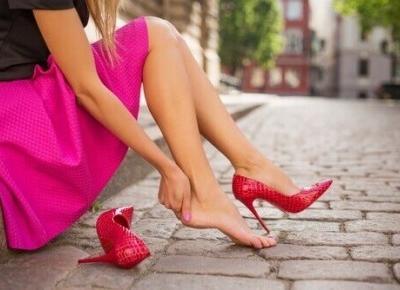 Niewygodne buty? Poznaj 12 trików - Krok do Zdrowia
