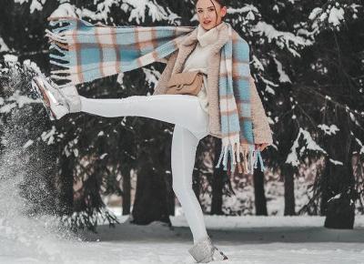 Pomysły z Instagrama na zimowe outfity ❄️