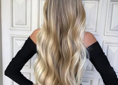 Włosy marzenie 😍 #hairgoal
