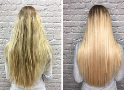 Mocniejsze włosy w 14 dni.