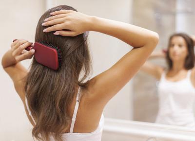 Jak zwiększyć objętość włosów.