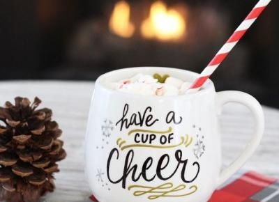 Have a cup of cheer - inspiracja