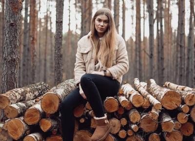 Zimowe stylizacje polskich Instagramerek. ❄️ Zainspiruj się!