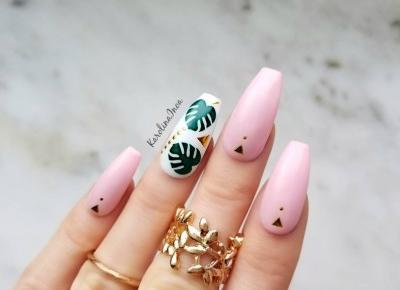 summer nails idea ❤