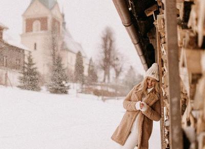 Zimowe outfity - pomysły z Instagrama ❄️