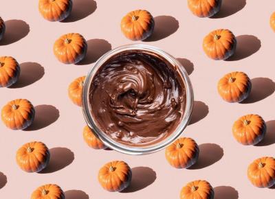 Dyniowa nutella - szybki przepis na pyszny krem czekoladowy. Możesz objadać sie bez wyrzutów sumienia!